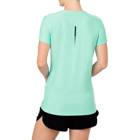 asics SS Top Women Opal Green